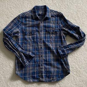 J.Crew Flannel Shirt